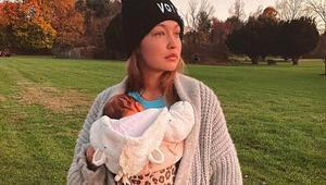 Gigi Hadid ve Zayn Malikin kızının ismi sonunda ortaya çıktı