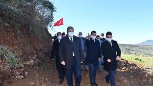 Osmaniyeye Şehitler Tepesi ve Şehitler Müzesi yapılacak