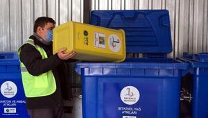 Bayraklı Belediyesi Sıfır Atık belgesi aldı