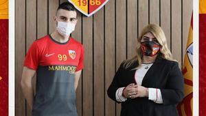 Kayserispor, Anton Maglica transferini açıkladı