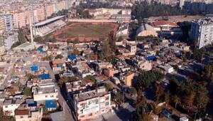 Tarsus Belediyesi bir mahallede kentsel dönüşüme gidiyor