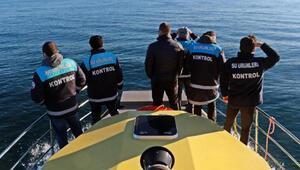 Karadeniz'de balık avcılığına sıkı denetim