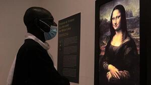 Da Vincinin başyapıtları Mona Lisa ve Son akşam yemeği Senegale geldi