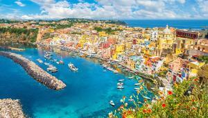 Bu renkli ada İtalya'nın yeni kültür başkenti seçildi