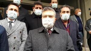 AK Parti İl Başkanı Özmen mazbata aldı