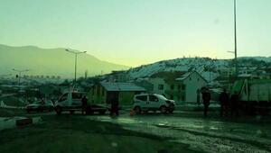 Çelikhan'da trafik kazası: 4 yaralı