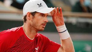 Kovid-19a yakalanan Andy Murray, Avustralya Açıka katılamayacak