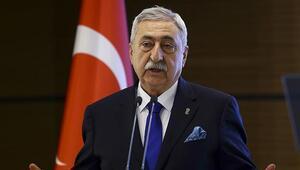 Cumhurbaşkanı Erdoğan, TESK Genel Başkanı Bendevi Palandökeni kabul etti