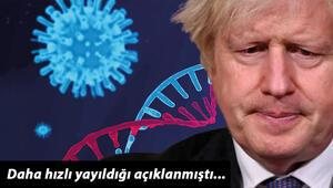 Boris Johnsondan korkutan mutasyonlu koronavirüs açıklaması: Daha ölümcül olabilir