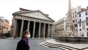 İtalyada son 24 saatte koronavirüsten 472 kişi hayatını kaybetti