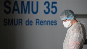 Fransada koronavirüs vaka sayısı 3 milyonu geçti
