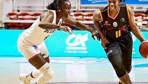 Galatasaray: 75 - Bourges Basket: 65