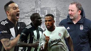 Beşiktaşta Sergen Yalçının dokunduğu altın oluyor