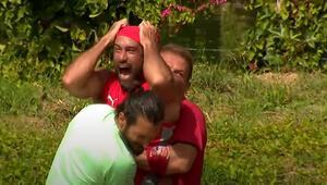 Survivor yeni bölüm fragmanında büyük kavga Çağrı gönüllülere saldırdı, takım arkadaşları durduramadı