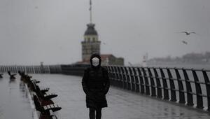 Meteorolojiden İstanbula sağanak yağış uyarısı Saat verildi