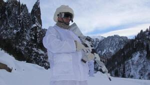 Karadenizde, PKKnın kış üslenmesine yönelik operasyon