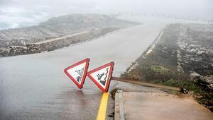 İspanyayı Hortense fırtınası vurdu