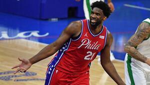NBAde gecenin sonuçları | 76ers, Doğu Konferansında liderliğini sürdürdü