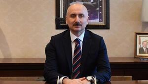 Bakan Karaismailoğlu açtı Yol  5 dakikadan 1.5 dakikaya inecek