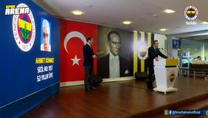 Fenerbahçe Yüksek Divan Kurulu toplantısına damga vuran soru