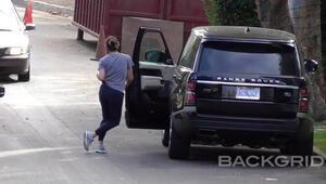 Jennifer Garnerın sokak dansı