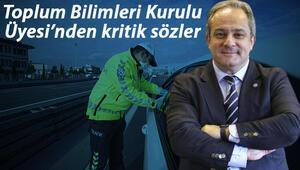 Prof. Dr. Mustafa Necmi İlhan: Sokak kısıtlaması, kademeli kaldırılabilir