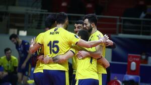Fenerbahçe HDI Sigorta: 3 - 0 Haliliye Belediyespor