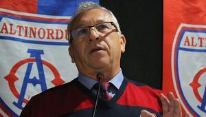 Altınordu Kulübü Başkanı Seyit Mehmet Özkan: Biz de Süper Ligde yer alacağız
