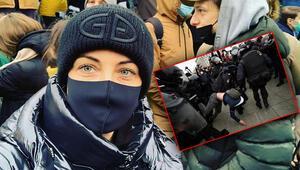 Navalni çağrı yaptı, Rusya sokakları karıştı... Eşini de tutukladılar