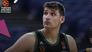 THY Avrupa Liginde haftanın MVPsi Konstantinos Mitoglou