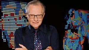 Son dakika ABDli ünlü televizyon sunucusu Larry King hayatını kaybetti