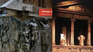 Antalyadan götürülen tarihi eserlerin iadesi için mücadele sürüyor