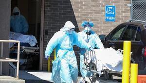 ABDde koronavirüsten ölenlerin sayısı 424 bini geçti
