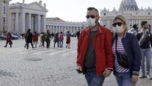 İtalyada son 24 saatte koronavirüsten 488 kişi hayatını kaybetti
