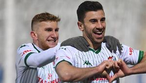 Adana Demirspor: 1 - Bursaspor: 2