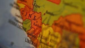 Gine nerede ve hangi kıtada Türk gemisine saldırı ile gündeme gelen Gine Haritasının coğrafi konumu