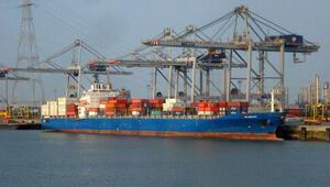 Ginede Türk gemisine saldırı