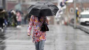 Pazar günü hava nasıl olacak MGM 24 Ocak il il hava durumu tahminleri Sağanak yağış bekleniyor