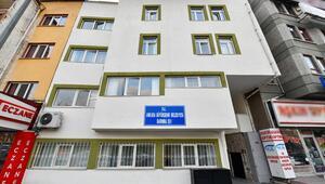 Dışkapı'ya barınma evi