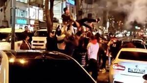 İstanbulda yasağa rağmen şoke eden görüntüler