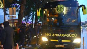Ankaragücü, Alanyaspora konuk olacak Atakan Çankaya cezalı...