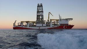 Bakan Dönmez duyurdu: Fatih sondaj gemimiz yeni durağına ulaştı