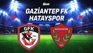 Gaziantep Hatayspor maçı saat kaçta, hangi kanalda Hatayspor, Gaziantep FKye konuk olacak
