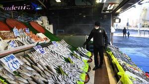 Kayseride kaçak avlanan turna balığı satışına 5 bin 455 TL ceza