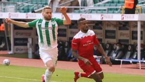 Konyaspor 0-0 Antalyaspor (Maçın özeti)