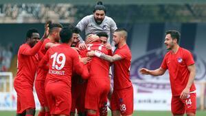 TFF 1. Lig | Ankara Keçiörengücü 2-0 Beypiliç Boluspor