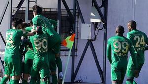 TFF 1. Lig | Tuzlaspor 0-3 Akhisarspor