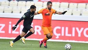 Yeni Malatyaspor-Galatasaray maçına damga vuran an Arda Turan çılgına döndü