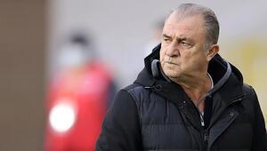Galatasarayda Fatih Terimden Yeni Malatyaspor maçı sonrası transfer açıklaması