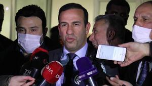 Adil Gevrek: Futbolcularımız ufak bir protesto yaptı